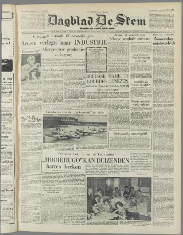 de Stem 1951-07-28