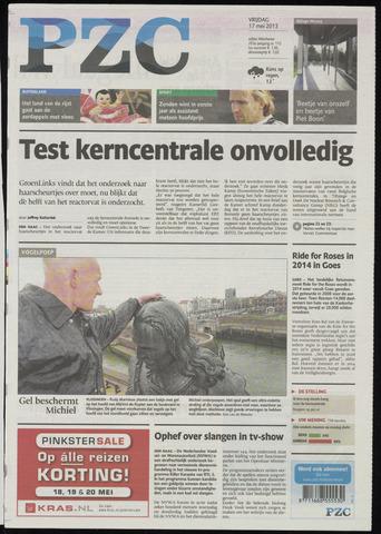 Provinciale Zeeuwse Courant 2013-05-17
