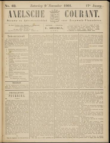 Axelsche Courant 1901-11-09