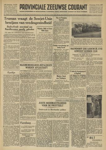 Provinciale Zeeuwse Courant 1950-10-18