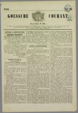 Goessche Courant 1852-05-03