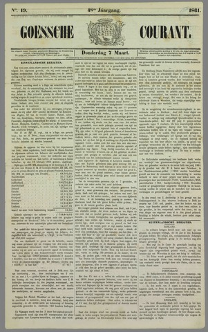 Goessche Courant 1861-03-07
