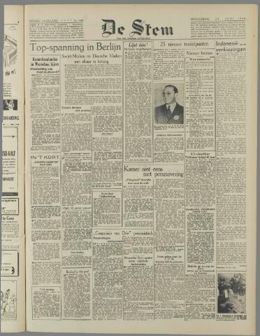 de Stem 1948-06-24