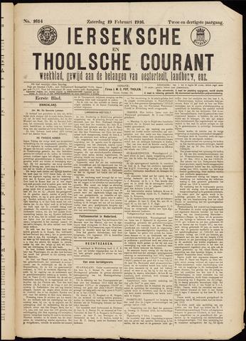 Ierseksche en Thoolsche Courant 1916-05-19