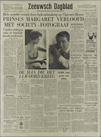 Zeeuwsch Dagblad 1960-02-27