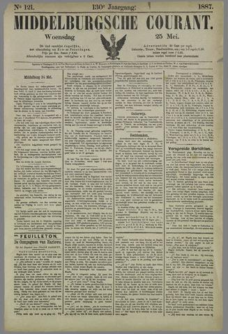Middelburgsche Courant 1887-05-25