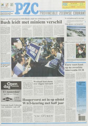 Provinciale Zeeuwse Courant 2000-11-10