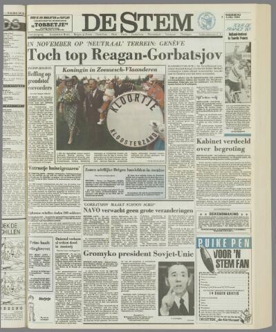 de Stem 1985-07-03