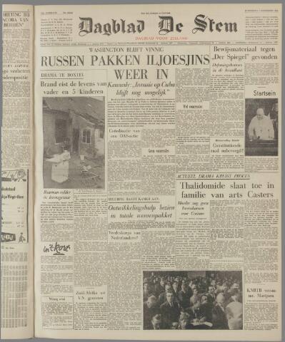 de Stem 1962-11-07