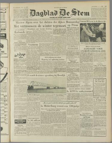de Stem 1953-04-16