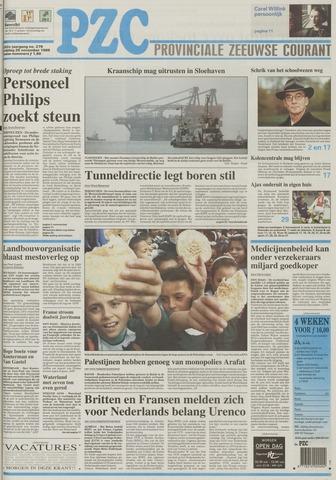 Provinciale Zeeuwse Courant 1999-11-26
