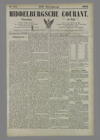 Middelburgsche Courant 1882-07-31