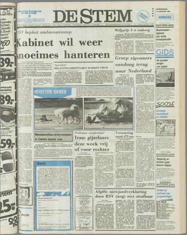 de Stem 1981-01-15