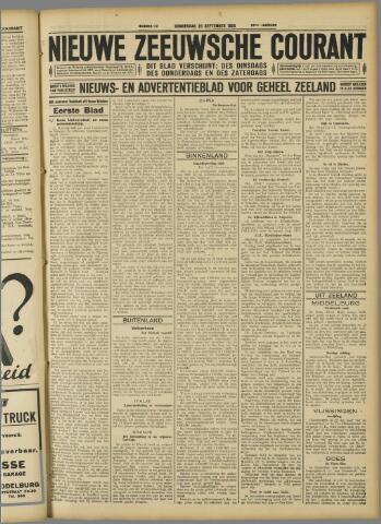 Nieuwe Zeeuwsche Courant 1928-09-20