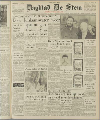 de Stem 1964-01-14