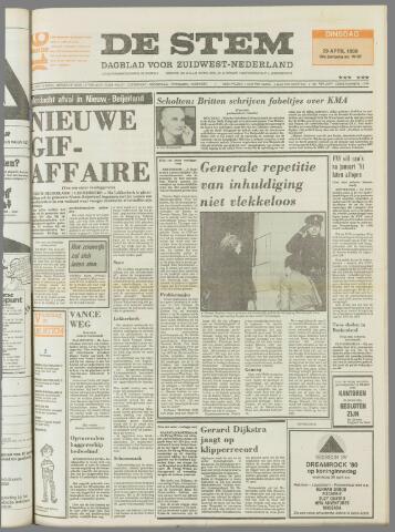 de Stem 1980-04-29