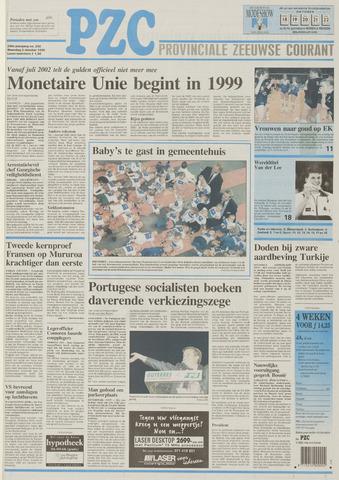 Provinciale Zeeuwse Courant 1995-10-02