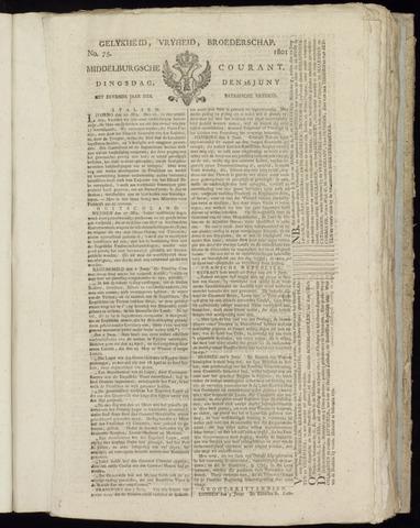 Middelburgsche Courant 1801-06-16