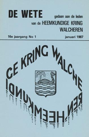 de Wete 1987-01-01