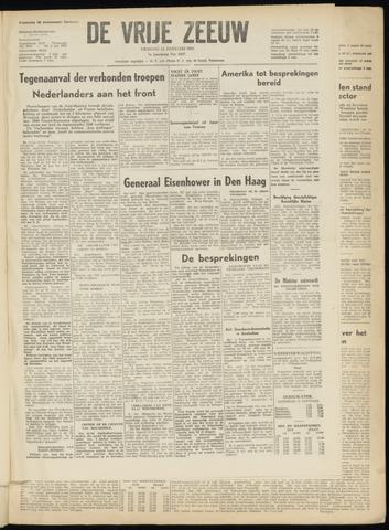de Vrije Zeeuw 1951-01-12