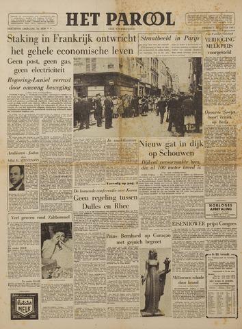 Watersnood documentatie 1953 - kranten 1953-08-07