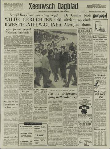 Zeeuwsch Dagblad 1961-12-30