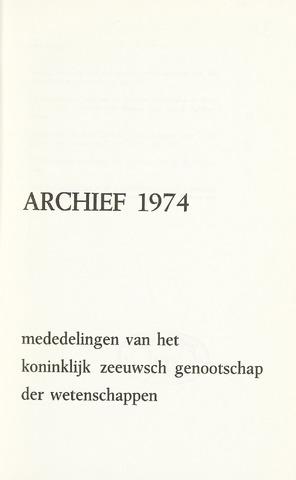 Archief 1974-01-01