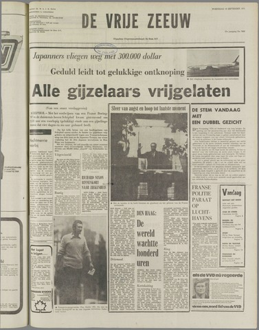 de Vrije Zeeuw 1974-09-18
