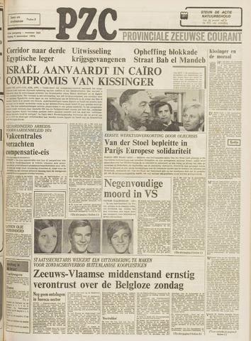 Provinciale Zeeuwse Courant 1973-11-09