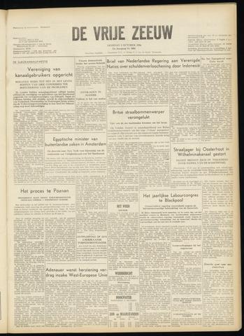 de Vrije Zeeuw 1956-10-02