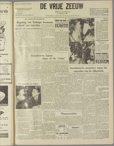 de Vrije Zeeuw 1961-01-13