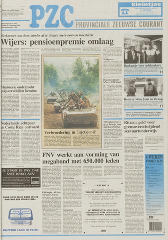 Provinciale Zeeuwse Courant 1996-08-27