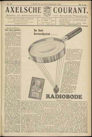 Axelsche Courant 1934-11-30