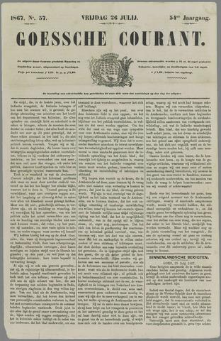 Goessche Courant 1867-07-26