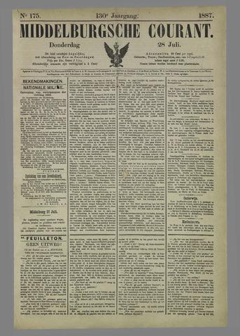 Middelburgsche Courant 1887-07-28