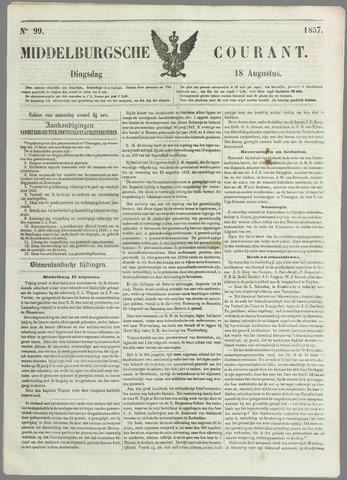 Middelburgsche Courant 1857-08-18