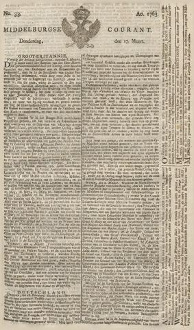Middelburgsche Courant 1763-03-17