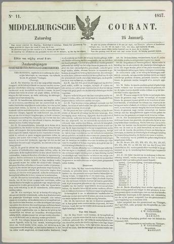 Middelburgsche Courant 1857-01-24