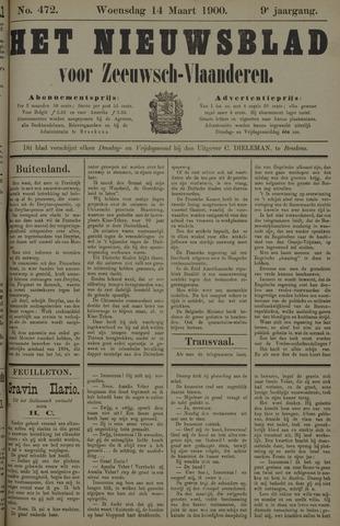 Nieuwsblad voor Zeeuwsch-Vlaanderen 1900-03-14