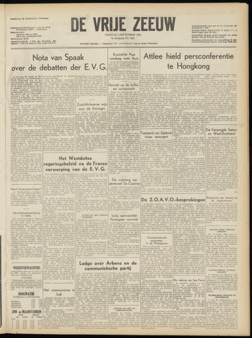 de Vrije Zeeuw 1954-09-03