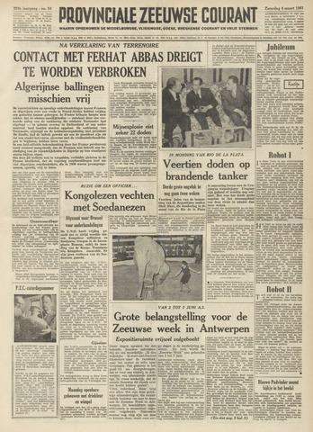 Provinciale Zeeuwse Courant 1961-03-04