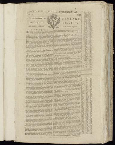 Middelburgsche Courant 1801-06-04