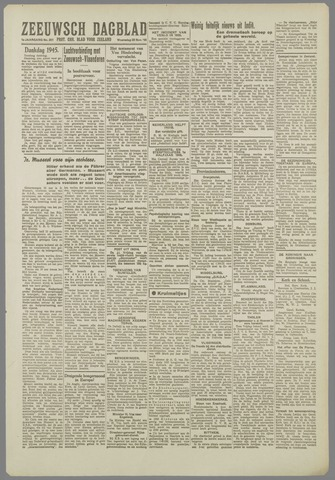 Zeeuwsch Dagblad 1945-11-28