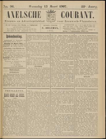 Axelsche Courant 1907-03-13