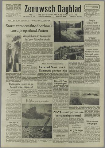 Zeeuwsch Dagblad 1957-08-27