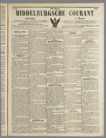 Middelburgsche Courant 1906-03-03