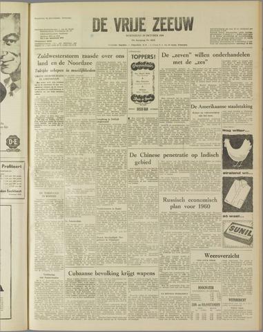 de Vrije Zeeuw 1959-10-28