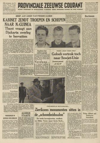 Provinciale Zeeuwse Courant 1962-03-28