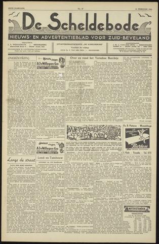 Scheldebode 1964-02-21