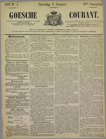 Goessche Courant 1881-01-08